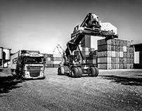 Truck, Train & Ship - Fichtl Logistics