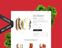 Online Norwegian Premium Meat Shop for Ask Farm