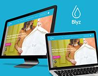 Blyz Website