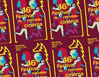 46e Festival du Nouveau Cinéma