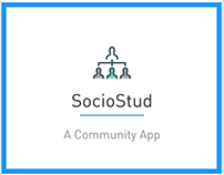 A Community App helping socially isolated students