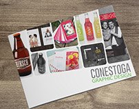 Conestoga College – Graphic Design Promotion Booklet