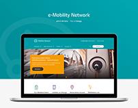 e-Mobility Network redesign (original concept)
