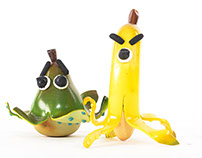 Fruit Action Figures