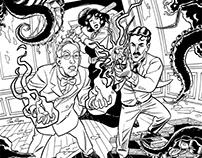Comic Art Samples
