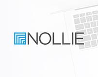 Nollie Logo Design