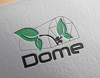 Dome company Logo