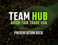 Fair Trade USA AUXDI Project: Presentation/Storyboard