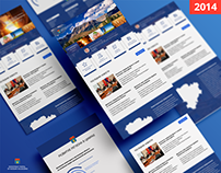 Investment Portal of Russian Volgograd (2014)