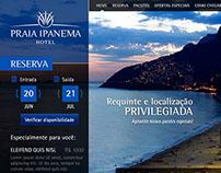 Proposta para site do Praia Ipanema Hotel