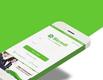 """Sicredi """"Juntos"""" - App / Web App Design"""