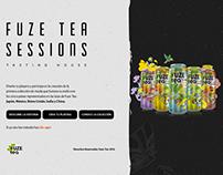 Fuze Tea Sessions Tasting House II - Edición Países