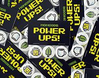 Power Ups!