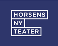 Horsens Ny Teater / Redesign