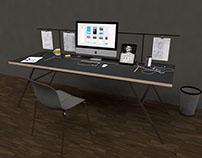 Frame Desk