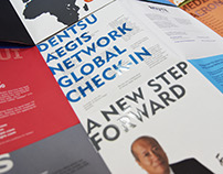 Dentsu Aegis Network welcome pack for new-joiners