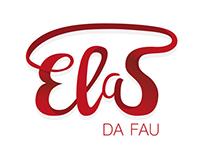 Logo para o concurso da marca - Coletivo 'Elas da FAU'