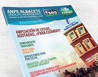 Boletín Informativo ANPE - Nº 106 - Noviembre 2015
