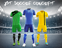 Kit Soccer Design 2016