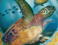 Cayman Wildlife Series - Sea Turtles