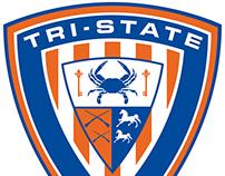 Tri-State Strikers Brand Identity System