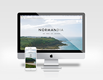 web design - NORMANDIA