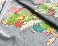 Print design for ICQ