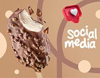 Social Media - Haagen Dazs