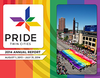 Twin Cities Pride - 2014 Annual Report