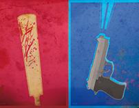 Cornetto Trilogy Posters (fan art)