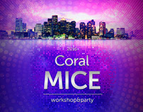 Coral MICE Workshop & Party