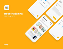 House Cleaning I On -demand service