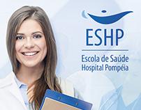 ESHP | Campanha Divulgação - Nova Identidade Visual
