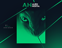 AlienHostia - Branding Digital