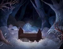 La nuit dans les forêts