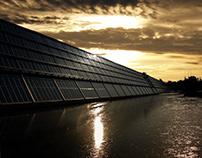 Borg Energy India | Floating Solar Panels