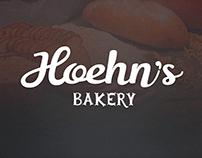 Hoehn's bakery rebrand
