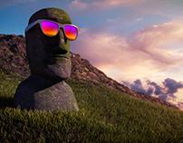 3d Moai Statue (5/6/16)