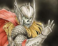 """Undead Thor"""