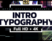 Intro Typography