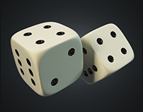 Dices icons for the Social Casino game