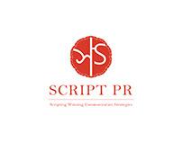 Script PR - Website design