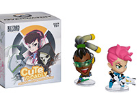 Overwatch Cute But Deadly Mini Figures for Blizzard