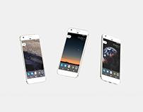 Google Pixel Wallpapers