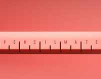 PENCILMATE   eraser concept