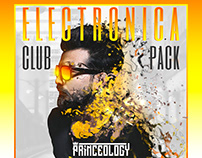 Electronica Club Pack | Artwork