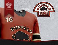 Buffalo Sabres - Retro Jersey