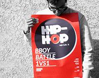 Hip Hop Fest vol. 2 - Breakin Battle/poster