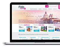 www.fotonaplotnie.pl web design