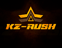 Logo design: KZ-RUSH.ru